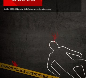 Gabon police scientifique formation création gabonais v2 - GABON-CRIMES DE SANG : Création d'une unité de police scientifique