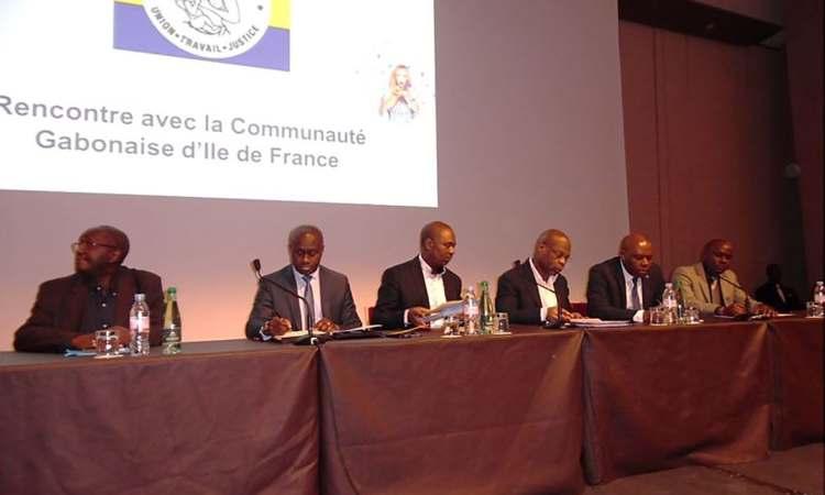 Samedi 19 décembre 2015 RENCONTRE IMPORTANTE AMBASSADEUR NGOYO MOUSSAVOU ET LA COMMUNAUTE GABONAISE D'ILE DE FRANCE 0001 - RENCONTRE IMPORTANTE ENTRE L'AMBASSADEUR NGOYO MOUSSAVOU ET LA COMMUNAUTE GABONAISE D'ILE DE FRANCE