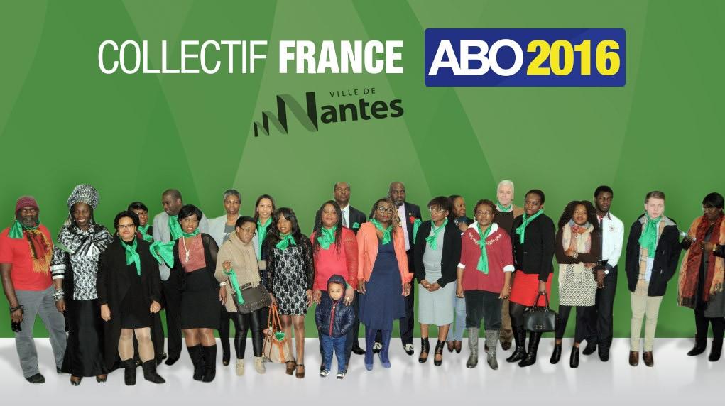 COLLECTIF FRANCE ABO 2016 NANTES 20 FEVRIER 2016 - TOURNÉE DU COLLECTIF ABO 2016 : Etape de NANTES