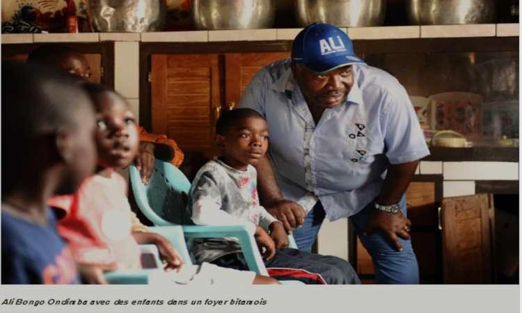 Présidentielle 2016- Déplacement de campagne : Ali Bongo Ondimba à Oyem
