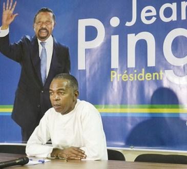 Gouvernement Issoze Ngondet : Le camp de Jean Ping peu convaincu