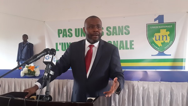 Mike Jocktane favorable au dialogue d'Ali Bongo  malgré le véto de son parti