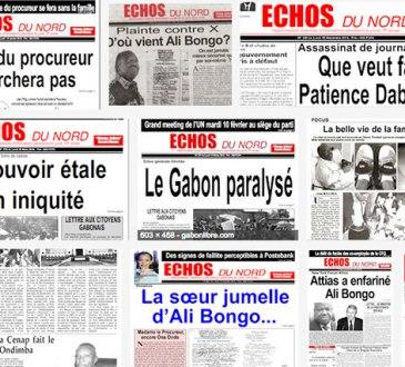 Echos du nord - Médias : Des journalistes d'Echos du nord interpellés