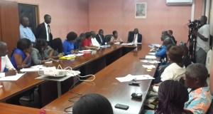 Un sursis de deux semaines pour les squatters d'Angondje et de Bikele
