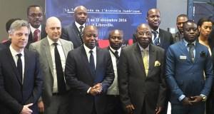 Economie numérique : «Chacun de nous peut être acteur de ce formidable réseau de développement», dixit Bilie-By-Nze
