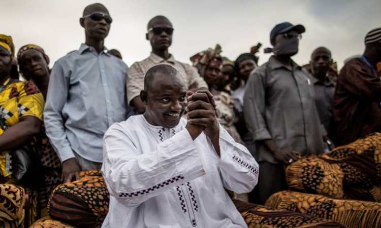 000 il2rv 0 - Gambie: Adama Barrow, le nouveau président prêtera serment à l'ambassade à Dakar