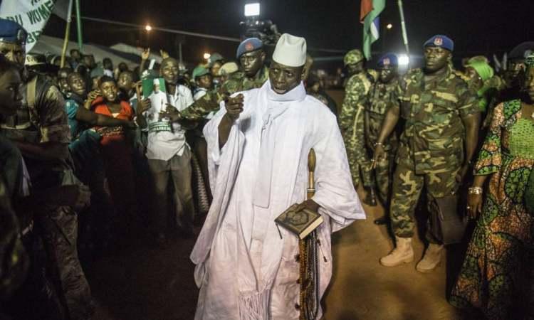 000 k29u9 - Gambie: Négociations terminées, Yahya Jammeh accepte de quitter le pouvoir