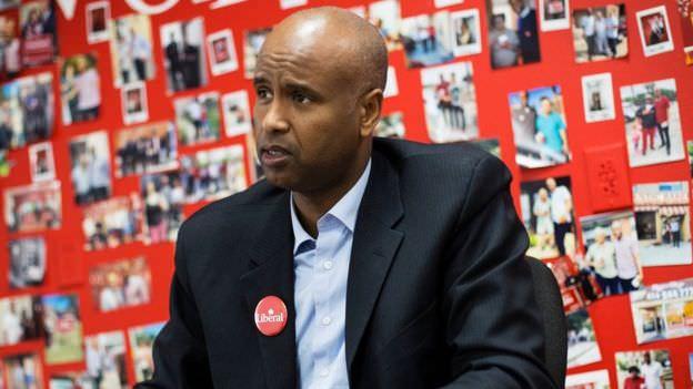 Un Somalien d'origine nommé ministre au Canada