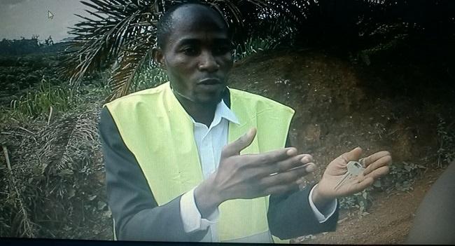 arton38533 - Interview/William Moukagni Chef GRH Olam Awala : « A Awala, le recrutement est destiné prioritairement aux populations vivant dans les zones impactées par le projet »