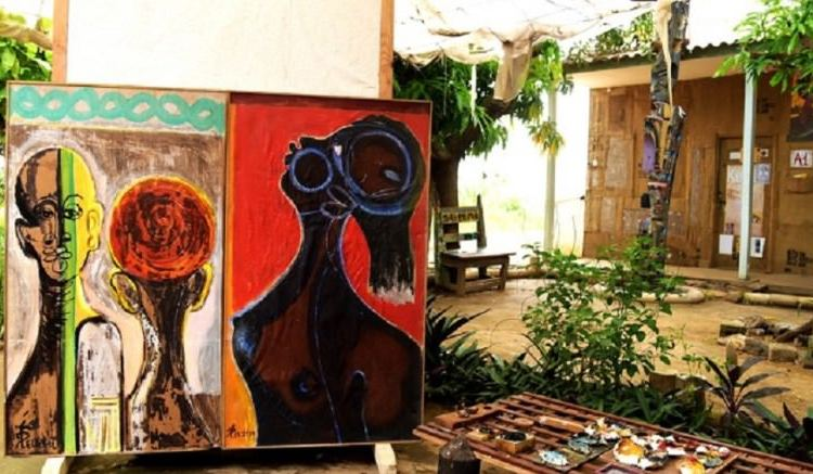 La grande exposition de El SY - Ngaye Meckhé, la capitale de l'artisanat, abrite la grande exposition de El SY