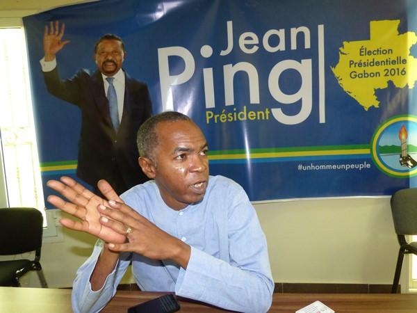 jean gaspard ntoutoume ayi reve de devenir depute - Jean Gaspard Ntoutoume Ayi rêve de devenir député