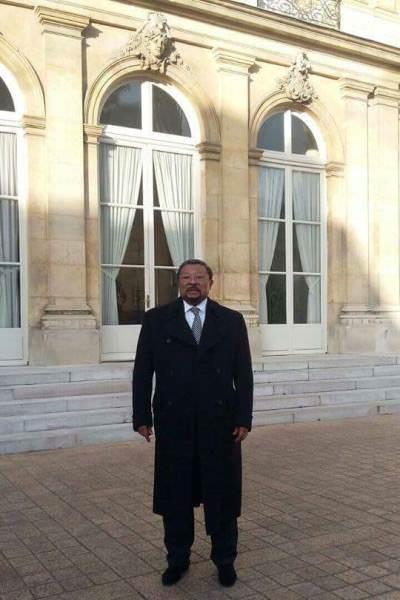 petit cafouillage sur la visite de jean ping a paris - Petit cafouillage sur la visite de Jean Ping à Paris