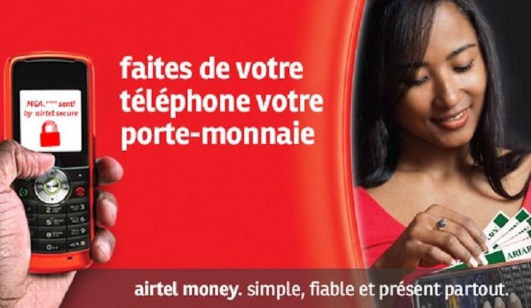 Gabon : Airtel money génère des milliards de francs CFA