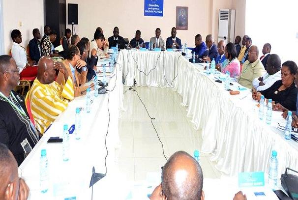 dialogue politique au gabon la duree du mandat presidentiel divise - Dialogue politique au Gabon : La durée du mandat présidentiel divise
