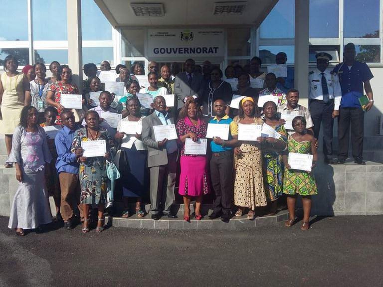 fin de la campagne de vaccination contre la rougeole dans logooue maritime 84 de couverture - Fin de la campagne de vaccination contre la Rougeole dans l'Ogooué Maritime : 84% de couverture