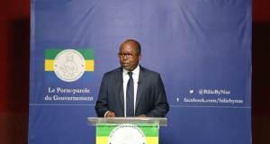 Gabon / Alain-Claude Bilie By Nze : «Nous n'allons pas passer notre temps à dialoguer… »