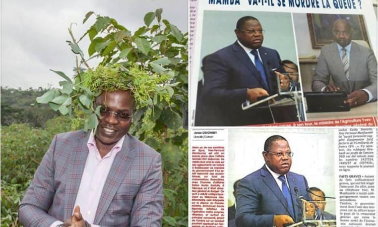 Mamba/ Rétro-commission : l'étau se resserre autour du Yves Fernand Manfoumbi