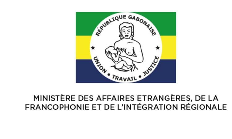 Ministère des Affaires étrangères de la Francophonie et de l'Intégration régionale chargé des Gabonais de l'étranger - Crise du Qatar : le Gabon condamne les agissements récurrents du Qatar en faveur du terrorisme