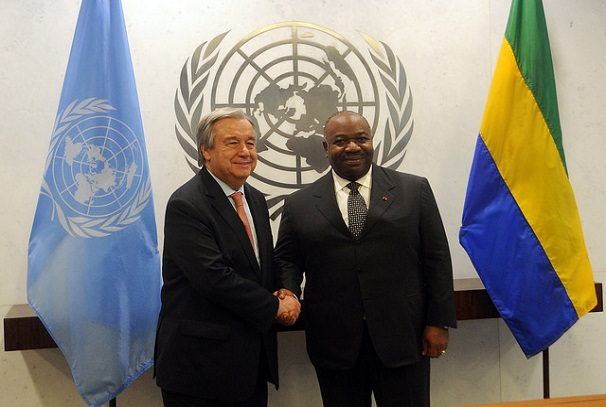 Le Gabon et l'ONU sur la même longueur d'onde