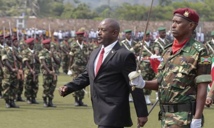 Burundi : une « campagne d'épuration ethnique » au sein de l'armée fait rage contre les tustis; la FIDH appelle à l'aide