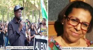 Fuite des cerveaux : Annick Ozenga Mbourou et Jean-Jacques Eyi Ngwa, ne sont plus les soutiens de jean Ping en France