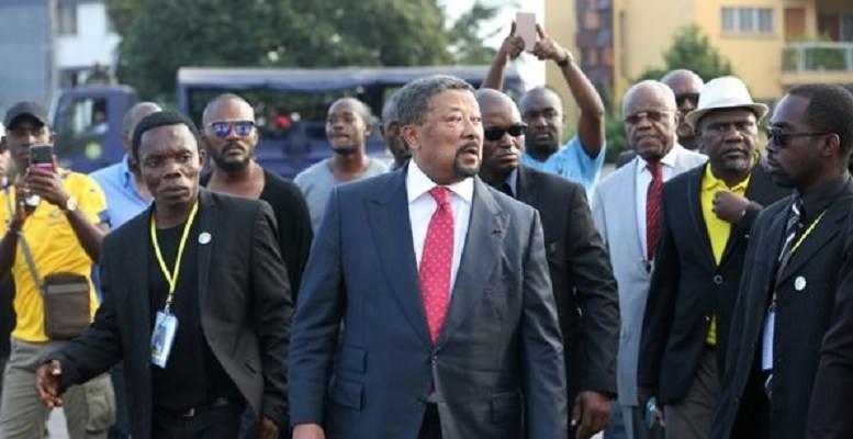 Gabon : Jean Ping chahuté