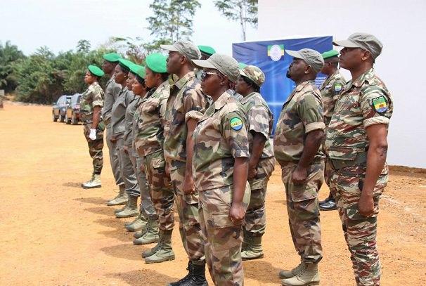 controle des produits forestiers au gabon une brigade ouverte a ntoum - Contrôle des produits forestiers au Gabon : Une brigade ouverte à Ntoum