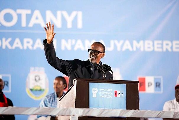 rwanda paul kagame rempile pour sept ans - Rwanda : Paul Kagame rempile pour sept ans