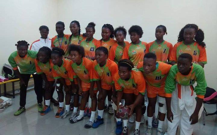 Handball/CAN Junior Dames : la sélection nationale prise en charge grâce à une chaîne de solidarité lancée par un ex-international Pacôme Christian Kipré
