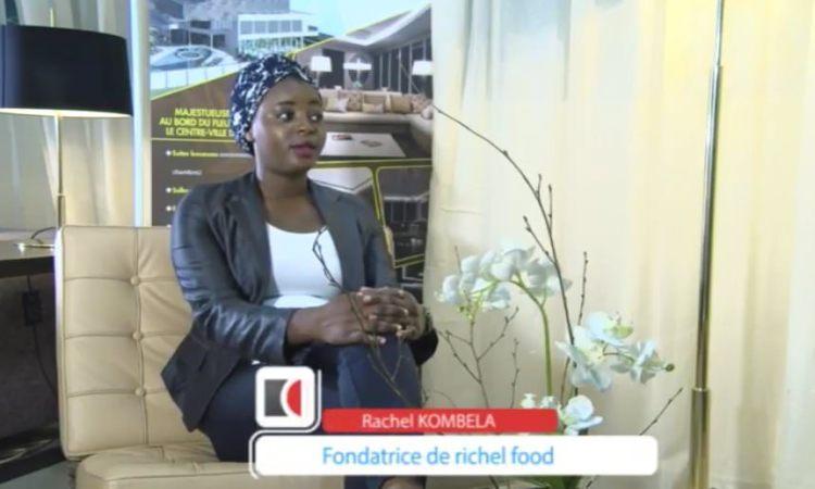 IMG 4042 - Congo-Brazzaville: une jeune femme de 19 ans crée sa start-up agroalimentaire