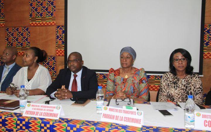 IMG 9719(5) - Les routiers ouest africains soulagés par la réduction des tracasseries
