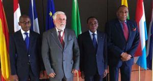 Mission de haut niveau du conseil économique, social, environnemental et culturel de cote d'ivoire à Bruxelle