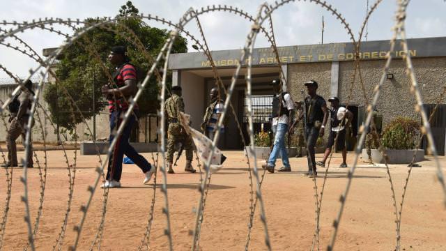 Côte d'Ivoire : près de 100 détenus se sont évadés de prison