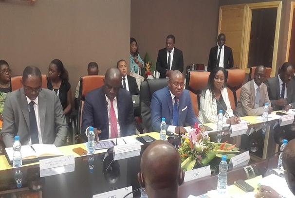 gabon reglement de la dette interieure un pas vers la validation du montant reel de la dette due aux entreprises locales - Gabon / Règlement de la dette intérieure : Un pas vers la validation du montant réel de la dette due aux entreprises locales
