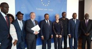 La Coalition de Jean Ping exige la libération immédiate des citoyens gabonais détenus illégalement