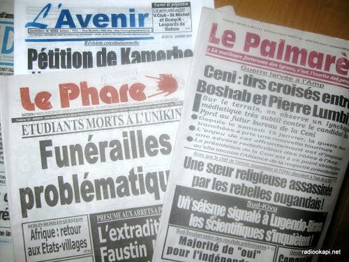Le Phare : « Passeports semi-biométriques : la nouvelle bombe sociale »