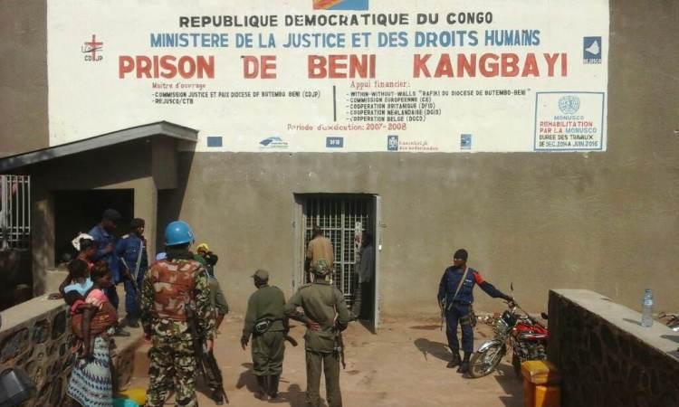 RDC: évasion à la prison de Kabinda – 119 détenus en fuite