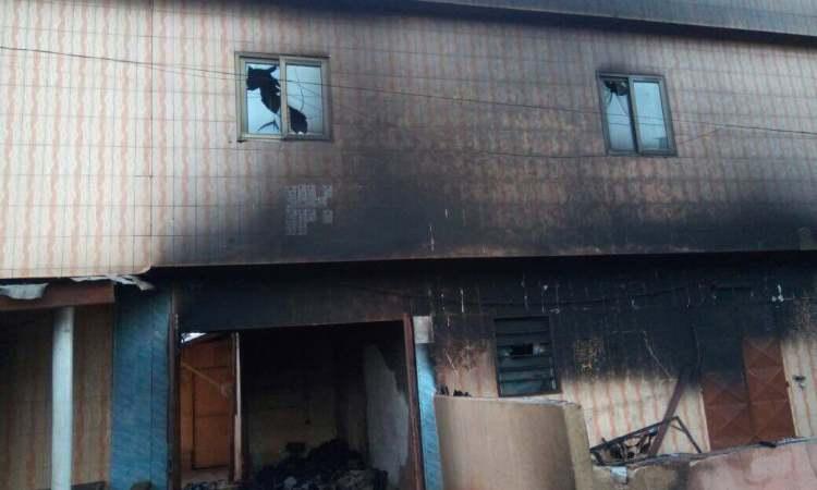 Togo : le siège national du parti d'opposition PNP incendié dans la nuit