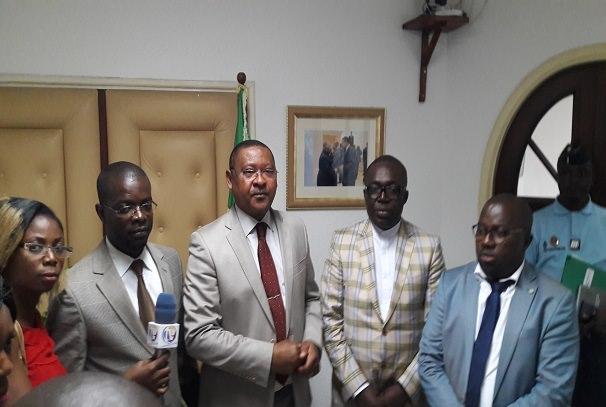 Gabon : La trêve sociale expliquée aux syndicalistes de la Fesyrefaa