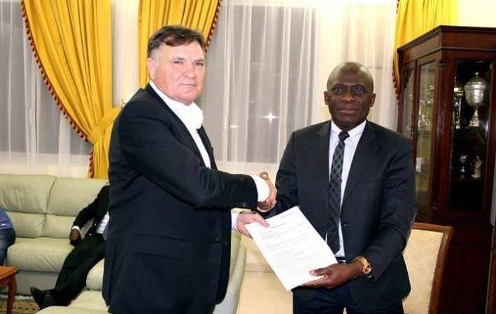 Panthères du Gabon/ Cas  d'indiscipline : Camacho accuse la Fegafoot
