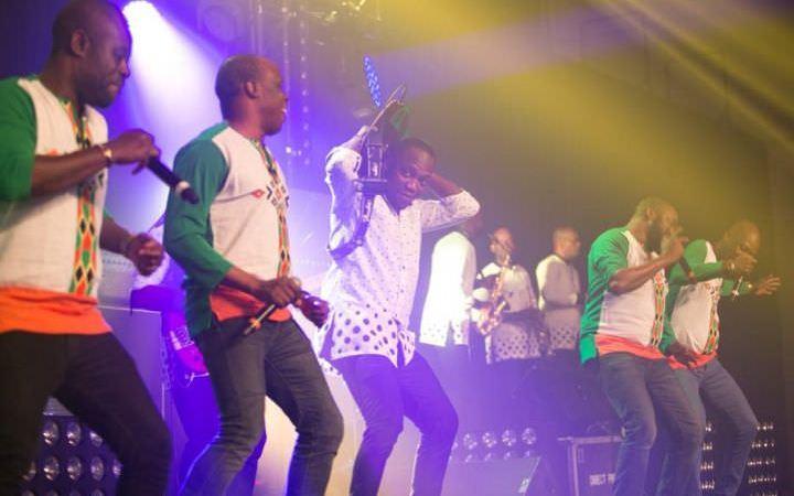 Spectacle : Magic Tour 20 ans : Magic System enflamme Libreville