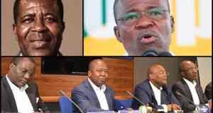 Gabon : malmené par l'ex MOGABO, Faustin Boukoubi dit s'être sacrifié pour l'unité du PDG
