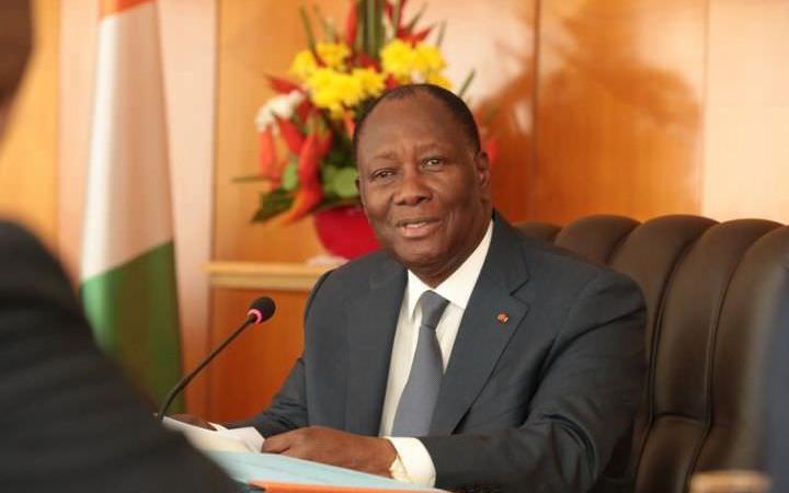 Le ministre sénégalais des Affaires étrangères  reçu en audience par le Président Ouattara