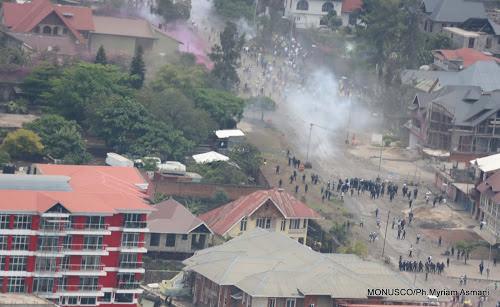 Nord-Kivu : le Rassemblement exige la libération de ses 36 cadres et militants arrêtés le 30 novembre