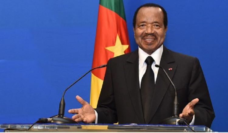 Paul Biya - Paul Biya: «Nous avons enregistré des succès notables dans le cadre de la lutte»
