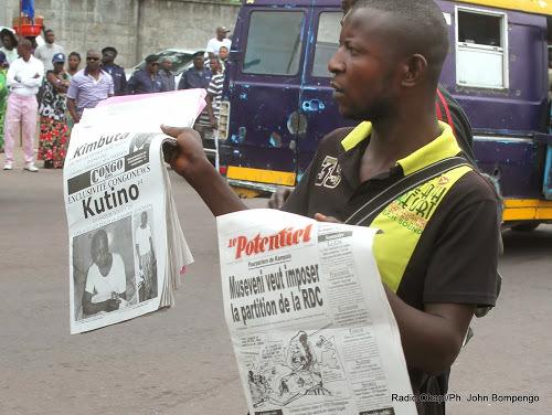 Le Potentiel : «Fermeture de la Maison Schengen : un chantage malsain de Kinshasa»