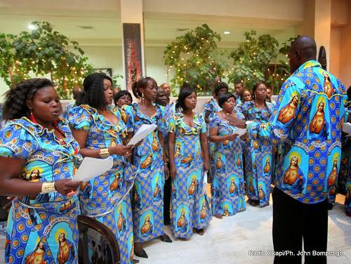 Les chrétiens catholiques organisent une journée de prière pour la paix en RDC