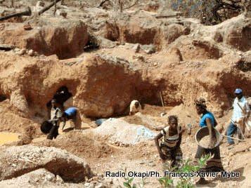 Nord-Kivu: des enfants ex-soldats meurent dans les mines