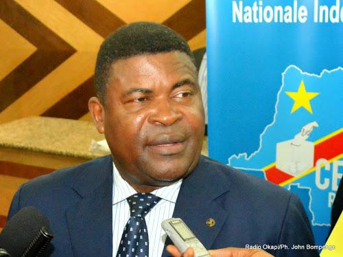 CENI : le remplacement de Jean-Pierre Kalamba sera discuté lors de la prochaine session parlementaire