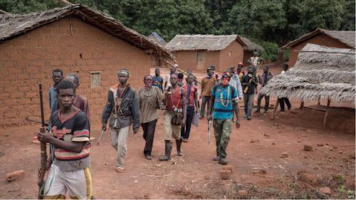 Centrafrique : reprise de la sous-préfecture de Rafaï par les Anti-balaka, la ville de Bakouma menacée.